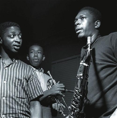 John Coltrane (c pinterest)